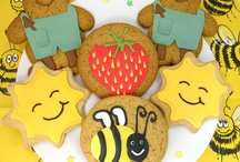 Summer lovin' / Spice up your summer with delicious biscuits. See our range at www.imageonfood.co.uk