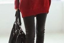 SOFT AUTUMN // Outfits / Fashion in soft and warm colors for Autumn color types