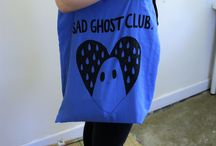 Bags / We're all about the totes here at Sad Ghost Club.