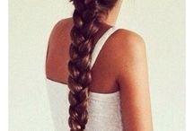 cabellos radiantes