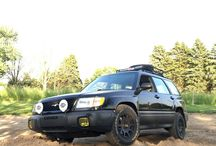 forester mods
