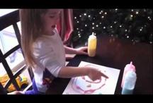 attività manuali 4-8 anni / i bambini sono tutti artisti / by Marina Argenti