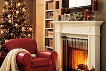 Holidays-Christmas / Winter/Christmas Decor / by Katie Gravois Powell