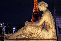 """Paris je t'aime / """"Respirare Parigi, conserva l'anima""""  Victor Hugo"""