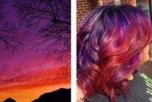 fun hair color