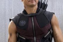 Clint Barton/ Hawkeye