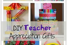Teacher Appreciation Gifts / by Melissa Lopez