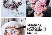 Filtros Vsco / vsco cam filtros