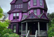 Incredible Haunts / #Housegoals and haunts to envy.