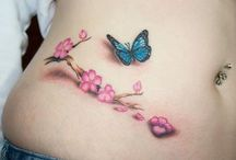 Amazing tattoos & body art