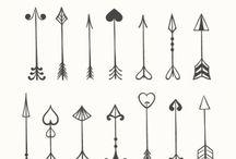 Tatuajes dee flecha