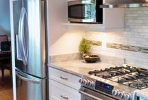 Moms kitchen remodel