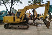 12 ton Japan excavator for sale