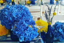 Greek Islands flower ideas
