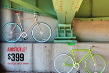 Bicycles  / by Leah White