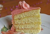 Cakes / by Lisa Quesenbury