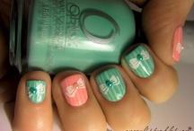 Beauty / Make-up & nail ideas