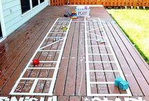Kid games/crafts