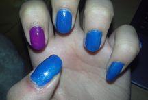 uñas faciles -- Nails easy