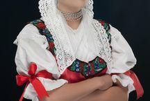 Folk costume Slovakia
