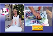Videos de pintura