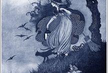 Inspiration   All Hallows' Eve / Samhain, Kekri, Halloween...