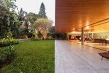 Alfresco / Outdoor living - interiors