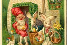 Easter vintagecards