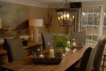Dining Room / by Stacie Czech