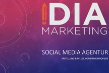 Social Media Marketing von iDIA Marketing / #Onlinemarketing und #SEO von #iDIA_Marketing http://www.idia-marketing.de/