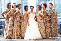 Liberian Weddings / Weddings incorporating Liberian culture / by Munaluchi Bride Magazine