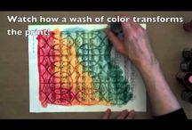 Papercrafts - GELLI PLATE