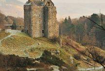 castele in scotia