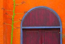 Fotografia - portas e janelas