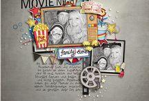 movie night  / by Lisa Molina