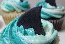Shark boy lava girl party Nora 6