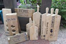 houten figuren