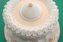 Lambeth style cake inspiration