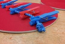 MatriXleerspel / Voor de kleuters 35 spellen voor in het bewegingslokaal van de school. Leren HOE te leren door te bewegen. Een robuust ideeënboek voor de leerkracht.