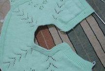 вязание для детей спицы