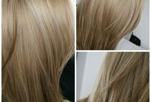 Ash Blonde ideas, tips (at home)