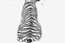 Tiger tatoo