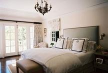 Bedrooms / by Amanda Morris