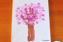Spring crafts / by Charity Cole