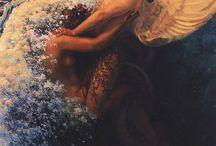 mythologia / legend, fantasy