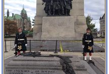 Corporal Nathan Cirillo, Canada's Finest Son / The terrorist attack and shooting of Corporal Nathan Cirillo on Tuesday, October 22 2014, his life, his son, his family, the vigils across Canada, our love for him