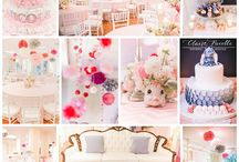 Special events / Floral designs and etc for parties and etc