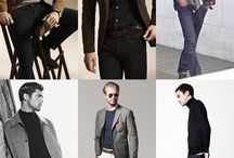 Men's Style Look / Men's Fashion, Men's Style, Men's Look