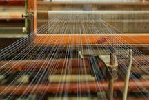 La fábrica de Garín / La familia Garín comenzó en el negocio de la artesanía sedera hace más de 200 años y continúa con esta tradición artesanal hoy en día.