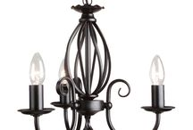 Chandeliers - bring class to your home / Chandeliers can make a house feel like a home. They're grand and elaborate, whilst still bringing a homely classy feel to any home. We have a large variety to pick from so why not take a look?